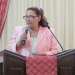 Legado de la Pastora América Rodríguez